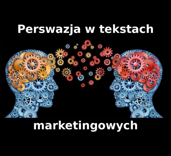 Perswazja w tekstach marketingowych